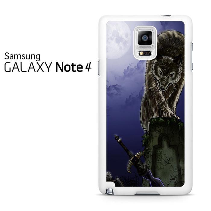 Great Grey Wolf Sif Samsung Galaxy Note 4 Case