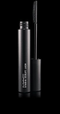 MAC Cosmetics: Studio Sculpt Lash in Sculpted Black- The only affordable mascara I own that lengthen, separates and can be re-applied after a long day