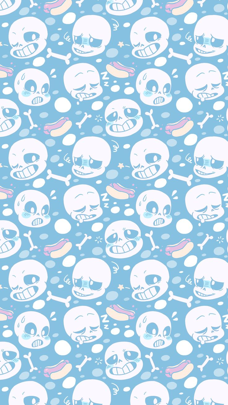 Undertale iphone wallpaper tumblr - Making Tile Backgrounds Feels Great Have Some Spooky Bones Edit Phone Background Versions For Papyrus And Sans Here Due To Popular Demand