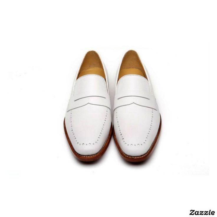 White Grain Handmade Goodyear Welted Loafer