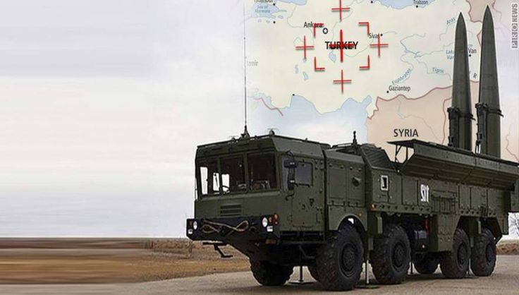 Η Ρωσία μετέφερε Iskander-Μ με πυρηνικές κεφαλές στην Συρία (φωτό, vid) | ProNews.gr