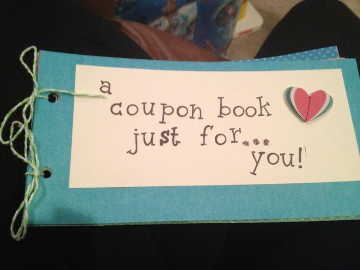 Cute homemade coupon ideas for boyfriend - 2018 subaru forester deals