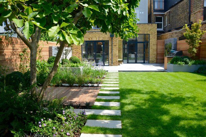 Love This Contemporary Garden By Tom Howard Garden Design And Landscaping Tuin Tuin Inspiratie