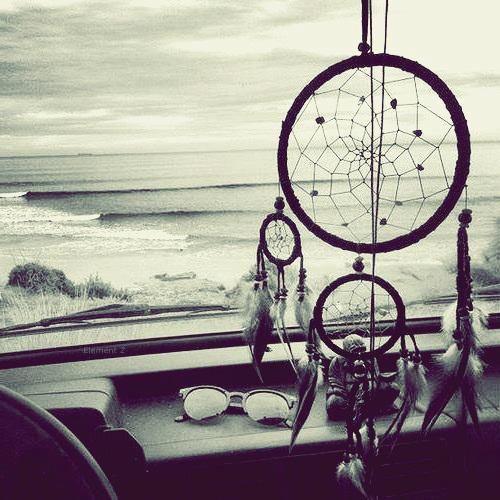 Atrapa sueños vintage.