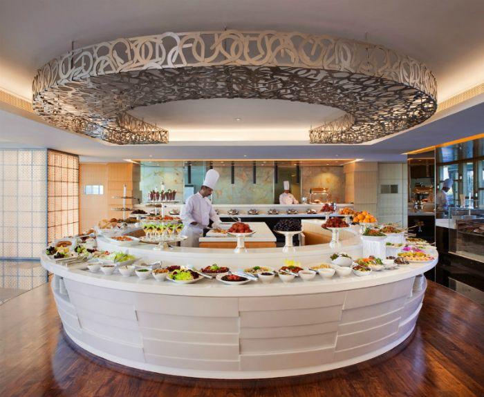 Exotic luxury of Meydan Hotel   Hotel Interior Designs