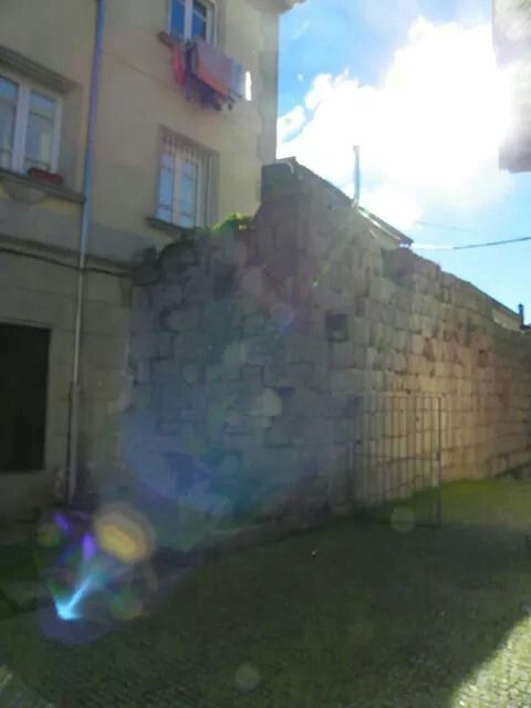 Resto de muralla