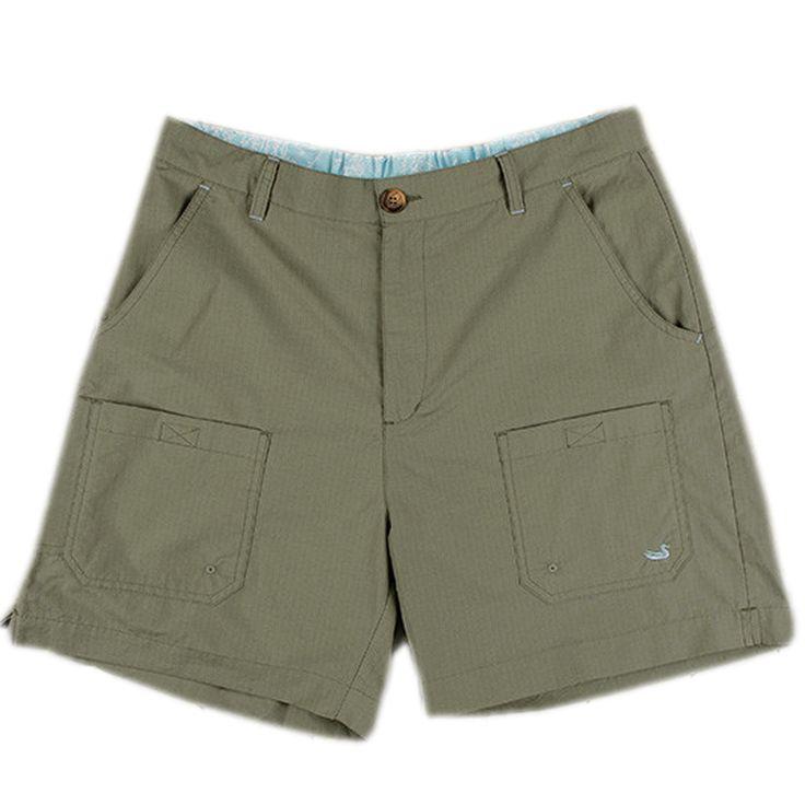Southern Marsh Men's Tarpon Flats Fishing Shorts