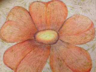 The Missing Piece: Painting with Crayons
