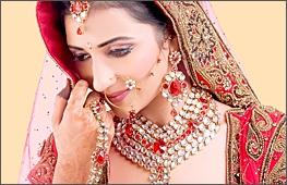The Punjabi Bride!