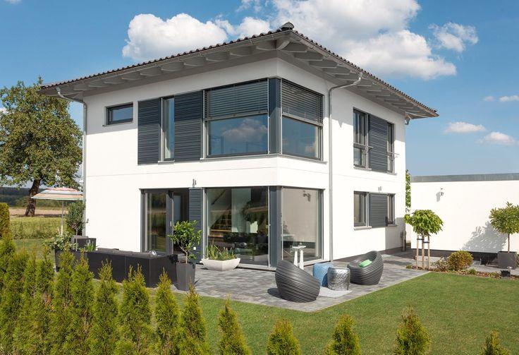 Fertighaus mit 120 qm Wohnfläche (mit Bildern) Schwörer