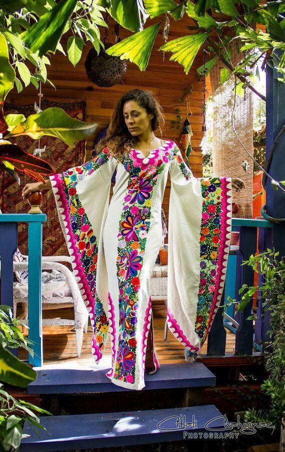 Casual Mexican wedding dress
