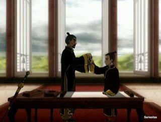 """Avatar: La Leyenda de Aang Libro 3 Fuego Capitulo 4 - El Maestro de Sokka (Español Latino) Titulo: """"El Maestro de Sokka"""