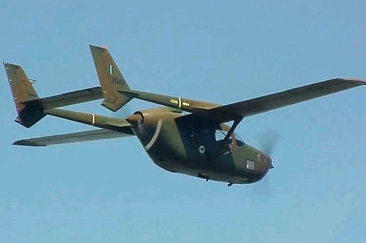 Rhodesian Air Force Lynx