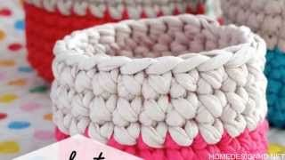 easy crochet xmas - YouTube