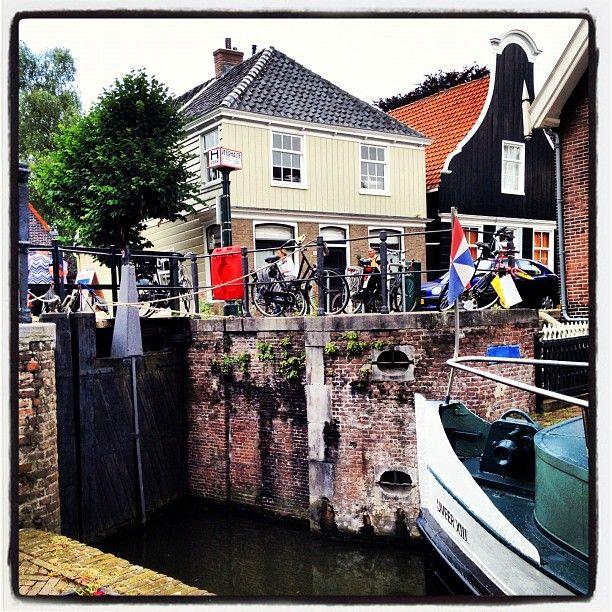 Café 't Sluisje in Amsterdam, Noord-Holland