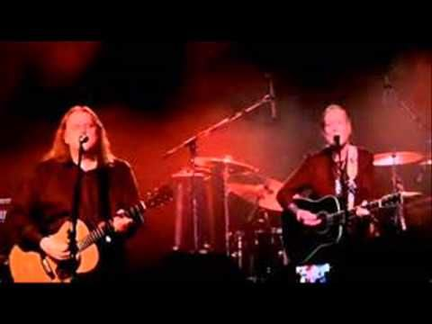 Gregg Allman & Warren Haynes - September 2, 2006 - Red Rocks Amphitheate...