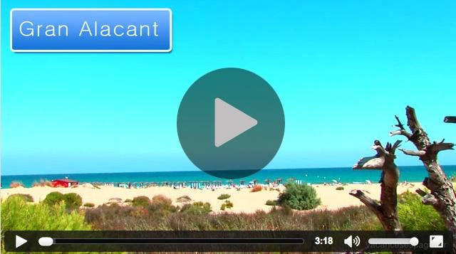 Vidéo d'information touristique sur la ville de Gran Alacant : informations de voyage, histoire, carte et lieux d'intérêt pour vos vacances à Gran Alacant.