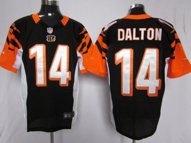Nike NFL Jerseys Cincinnati Bengals Andy Dalton #14 Black  Reliable online store for cheap NIKE NFL Cincinnati Bengals  Jerseys, 2012 New collection, top quality with most favorable price. please click: http://digjersey.com/nike-nfl-jerseys-cincinnati-bengals-c-129_133.html