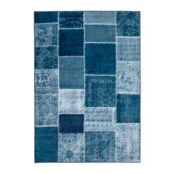 IKEA - FAUSING, Tappeto, pelo corto, , È facile da pulire con l'aspirapolvere, grazie alla sua superficie piana.Questo tappeto è perfetto nel soggiorno o sotto il tavolo, poiché la superficie a tessitura piana è facile da pulire con l'aspirapolvere.