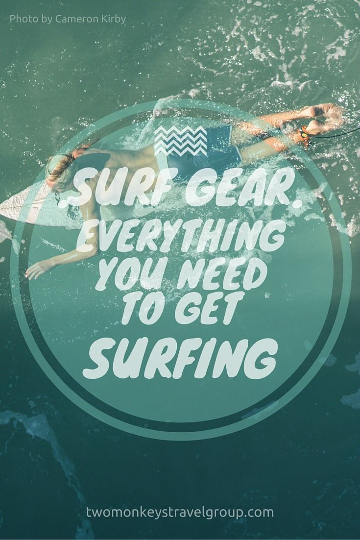 Surf Gear - Everything you need to get Surfing. Preparing for surf trip for the first time but don't know what to bring? Well, worry no more because I will be sharing my surf essentials to you fellas. By the way, the list below is not written according to importance.