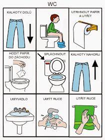 Pro Štípu: WC, Hygiena
