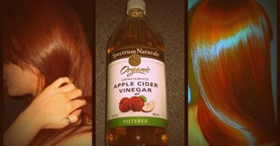 When used on your hair apple cider vinegar will kill all bacteria on your scalp and effectively fight off dandruff. It will also clean your hair nicely and give your hair more volume and reduce hair loss. It reduces itching immediately by destroying all the bacteria that cause it. The active ingredient in apple cider vinegar, alpha-hydroxy acid helps remove the build-up from styling hair products, enhancing the healthy and smooth the hair, making proper pH balance,helps hair growth and…