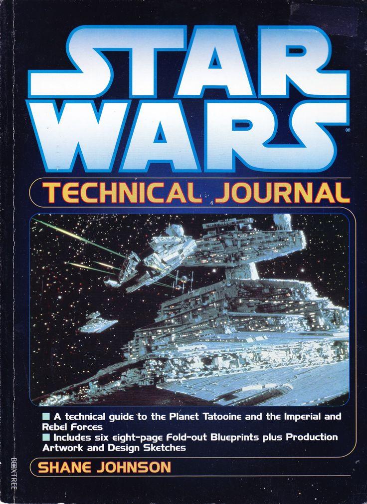 """""""Starlog - """" Star Wars """" Technical Journal (Star Wars)"""" av Shane Johnson"""