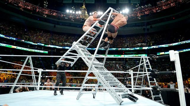 #WWE Money in the Bank 2014