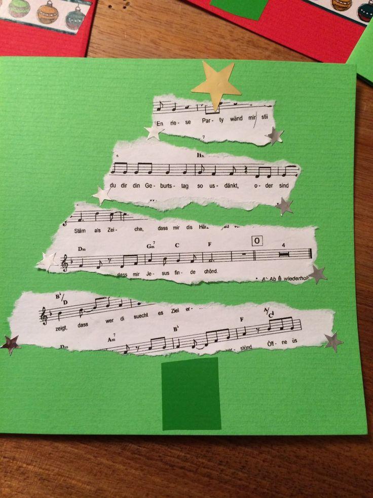 1000 ideas about weihnachtskarten basteln mit kindern on for Weihnachtskarten basteln kindergarten