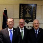 Germany's Norbert Lammert: Israel Has Right to Live Without Fear