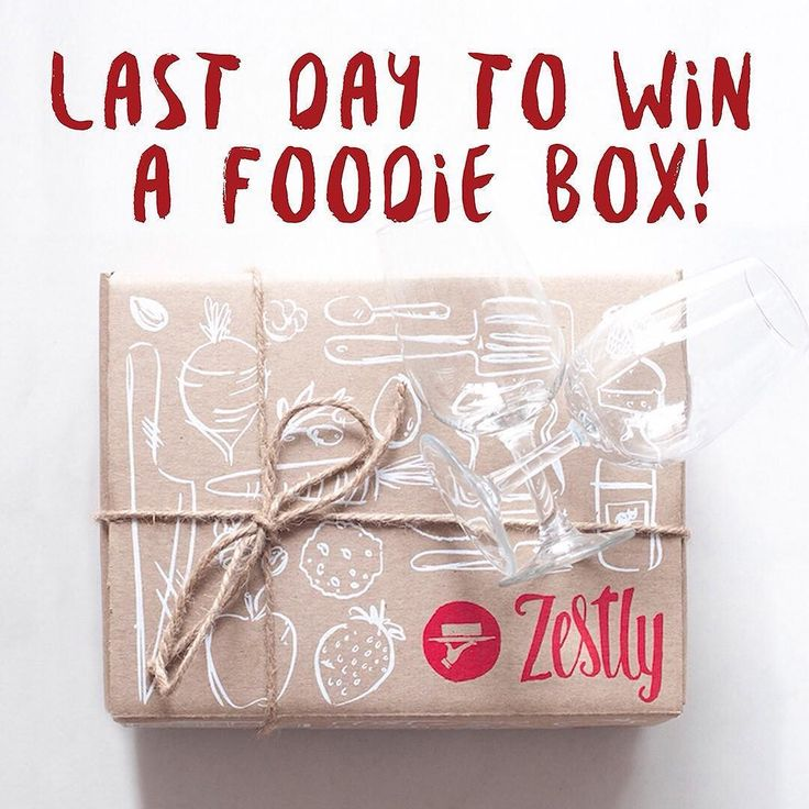 LAST CHANCE TO WIN A FOODIE BOX! Simply follow the link in our bio to win 1 of 2 #ZestlyBox filled with local mouth watering products. Shipping Monday (tomorrow) comp ends tonight at 6pm. #FoodieComp #SupportLocal