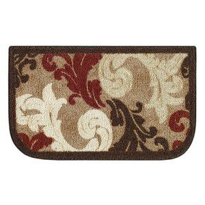Better Homes And Gardens Scroll Kitchen Rug, Multi Color