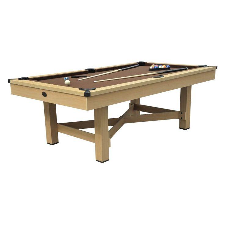 Playcraft Yellowstone 7 ft. Pool Table - WPTYELCHY07