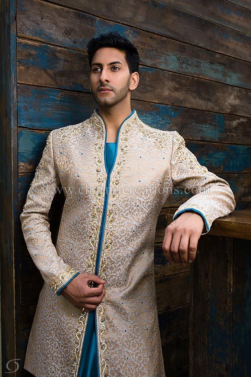 55cf29711dc3f3456659c99c75b15712  asian wedding dress sherwani groom - Asian Wedding Jacket