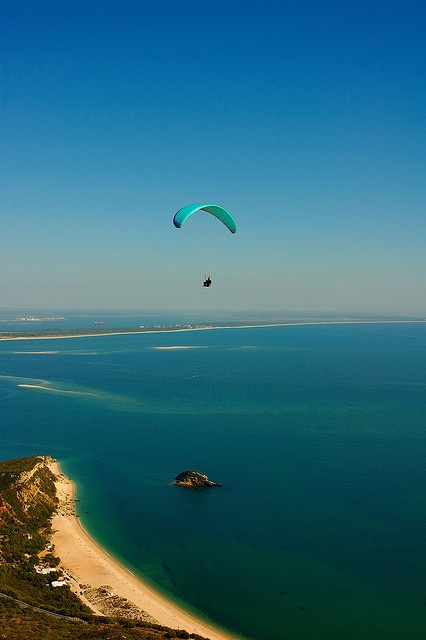 Arrábida, Relaxing above #Portugal  by pmsmgomes