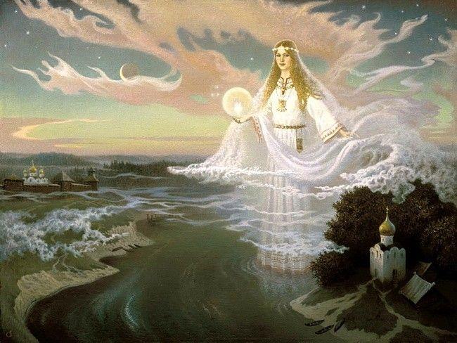 Боги славян, духи, божества, языческие Боги, боги древних славян