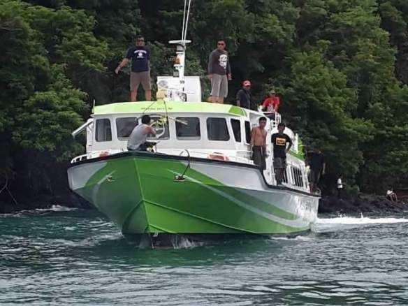 Gili island fast boat