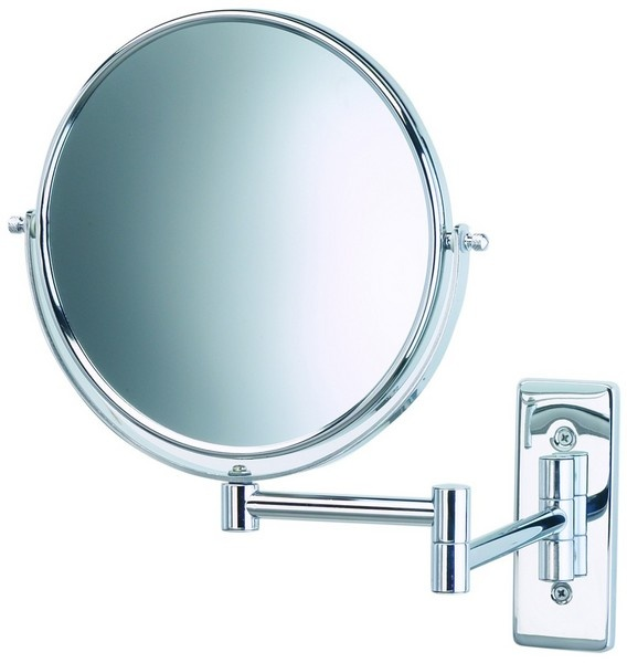 10x Wall Mount Chrome Magnifying Mirror Wall Mounted Magnifying Mirrors Pinterest