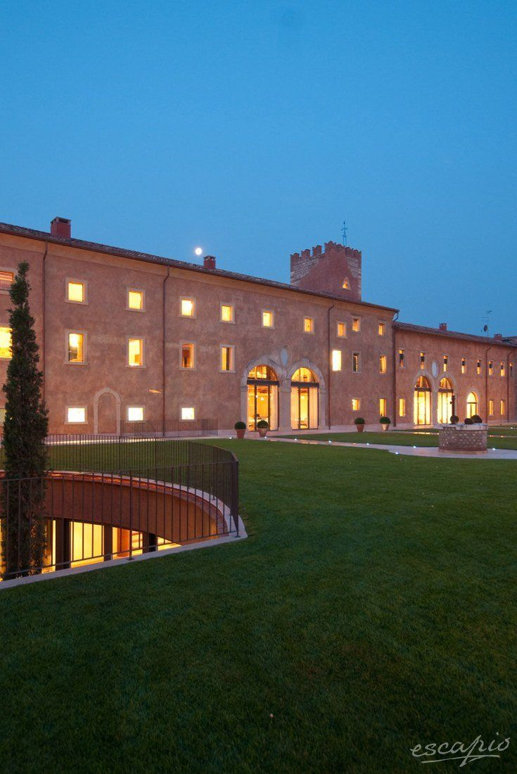 4 Sterne Hotel in einem ehemaligen Kloster. Hotel Veronesi la Torre,  Verona, Italien   Venetien, Veneto, Italy