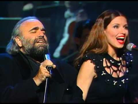 Demis Roussos Concert Bratislava
