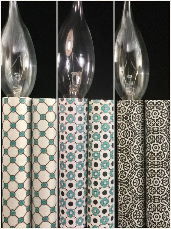 Chandelier Candle Covers, Chandelier Candle Covers Sleeves