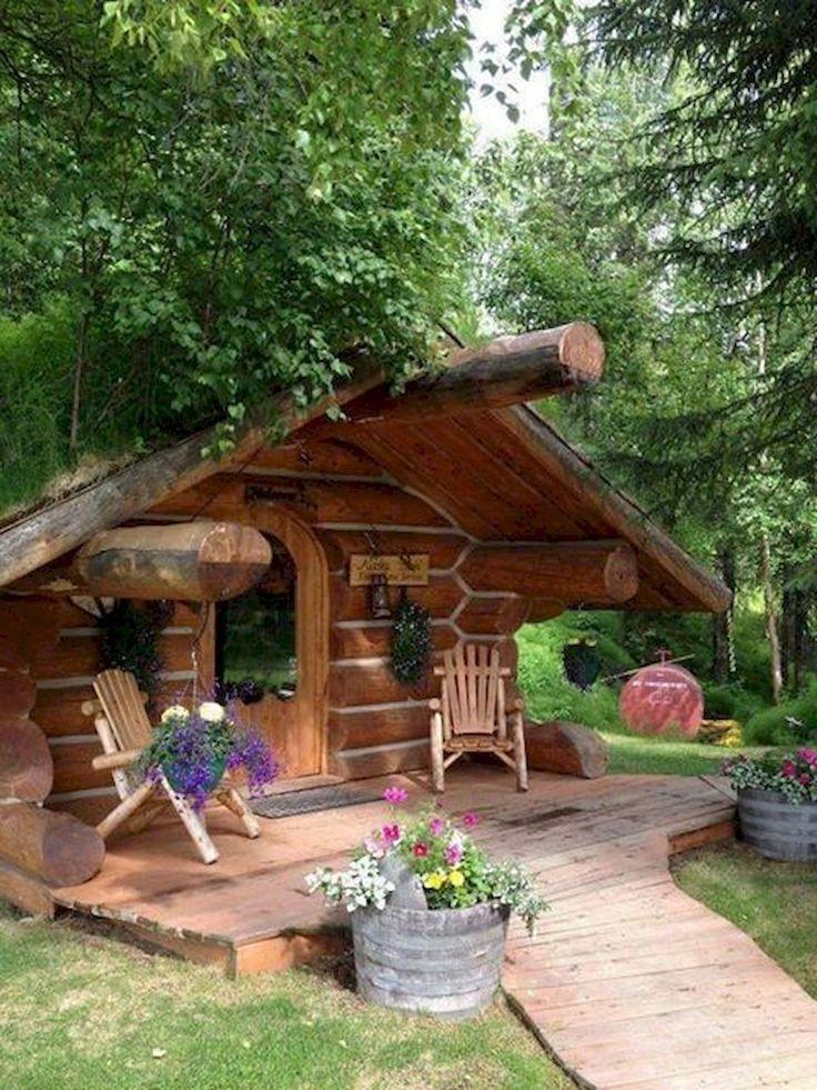 75 Best Log Cabin Homes Plans Design Ideas (14