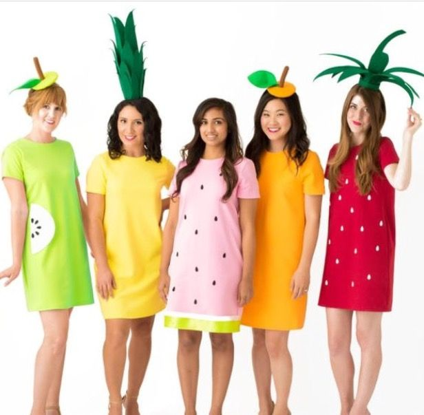disfraces grupales disfraces carnaval trajes de frutas trajes bricolaje ideas para disfraces disfraces de halloween trajes creativos trajes de