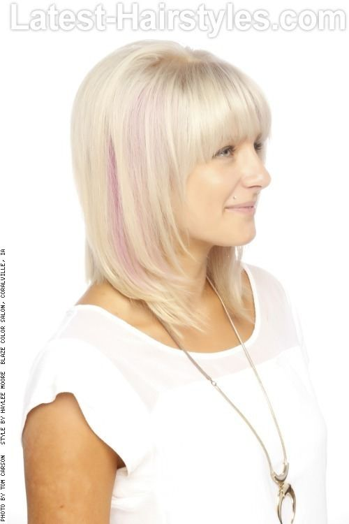 From Drab to Fab: Medium Hairstyles for Fine Hair (cute ...