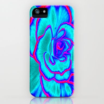 Neon iPhone Case by Dawn East Sider - $35.00