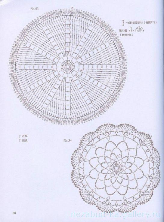 329 best crochet doilies images by freago on Pinterest | Tapetes de ...