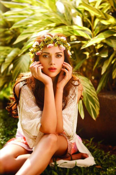 Aditi Rao Hydari's looks gorgeous during photo shoot
