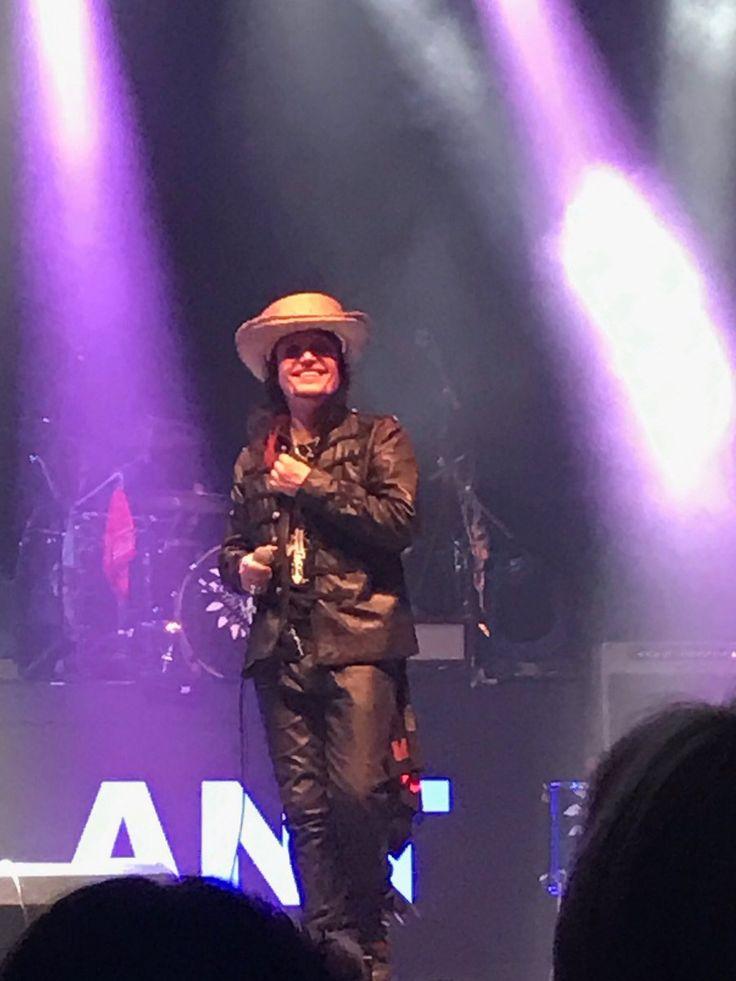 Adam Ant Anthems tour Newcastle 2017