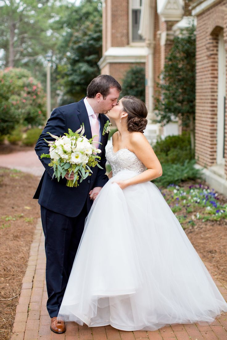 First Look is the best | Whitney + Scott | Classy Macon, GA Wedding Coordinated by Laurel Avenue | Jill Doty Photography | Roy Lamb Floral Event Design
