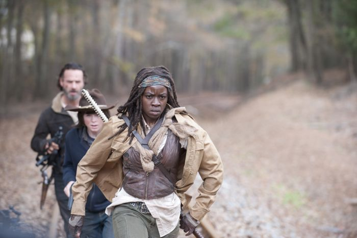 "the walking dead season 4 episode 16 ""A"""